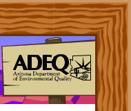ADEQ Signpost